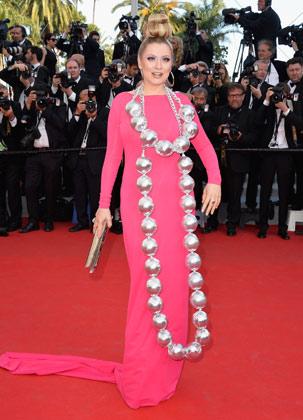 Funny Lol Madonna Red Carpet We